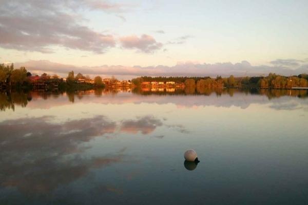 Domaine du lac de Sames